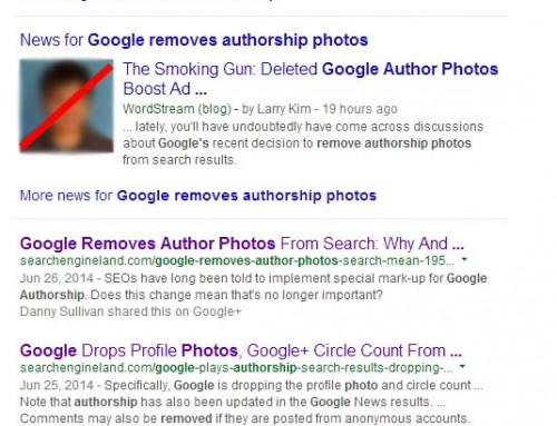 Google Authorship Changes: The Death Toll for Authors?