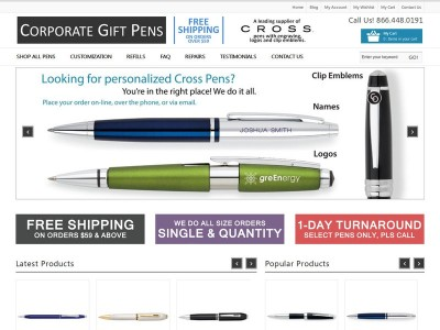 Corporate Gift Pens